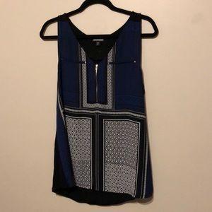 Express sleeveless top